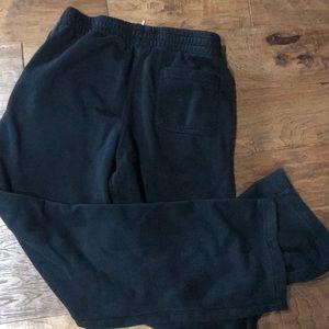 Nike Bottoms - Boys xl Nike black sweatpants with pockets